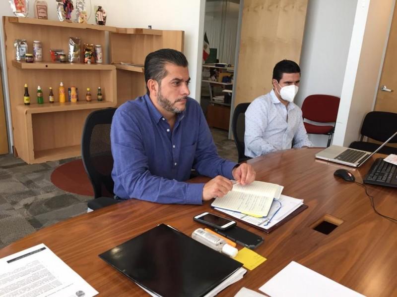 Analizan SEyT proyecto de recuperación económica para Chiapas