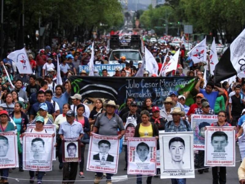 Analizará la CNDH fallo judicial sobre Ayotzinapa