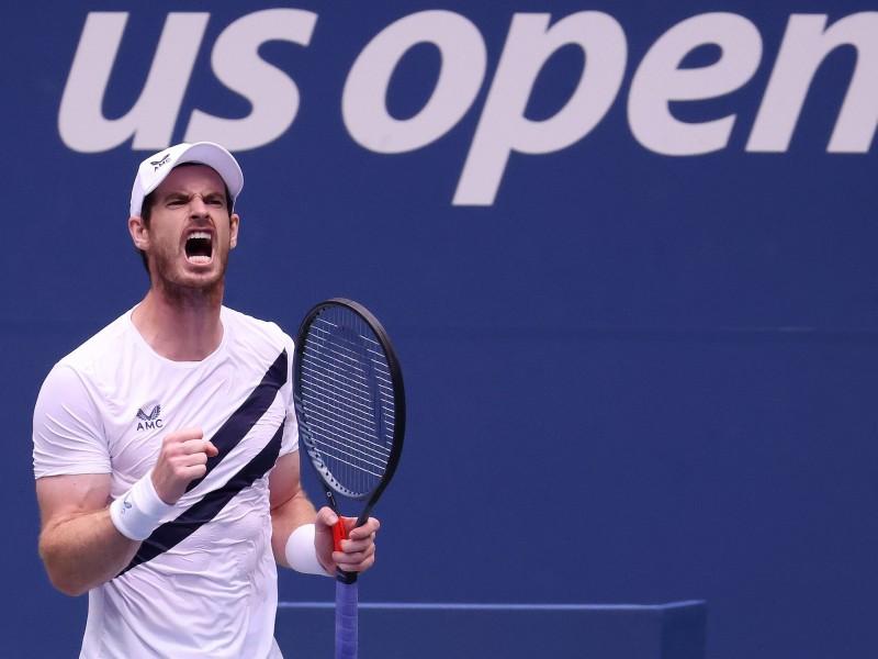 Andy Murray demuestra que está de regreso