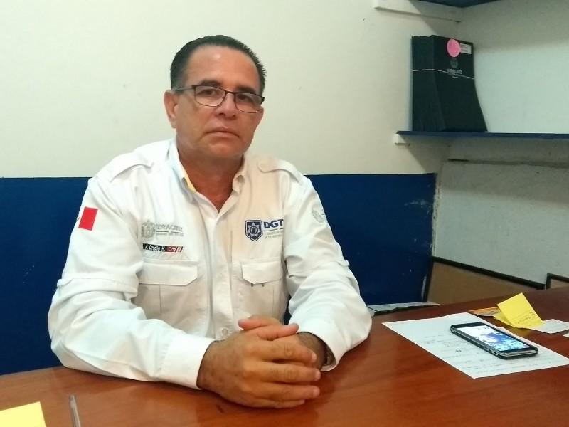 Ángel Carsolio Hernández, nuevo Delegado de Transporte Público