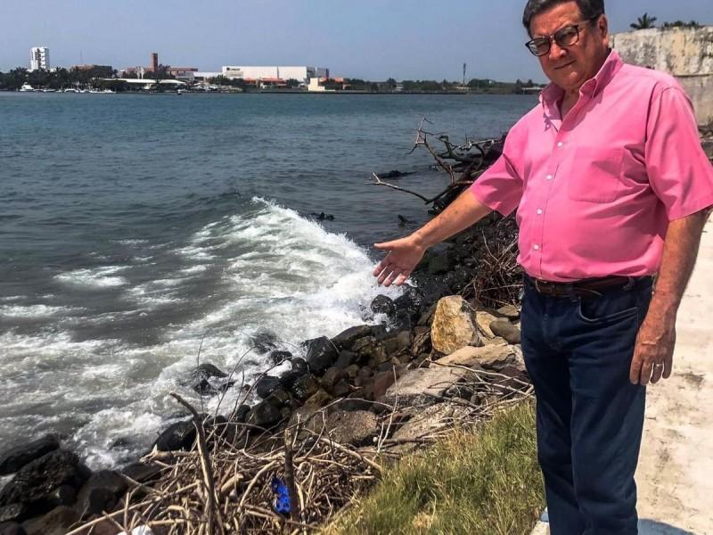 Ángel Deschamps busca nuevamente alcaldía en Boca