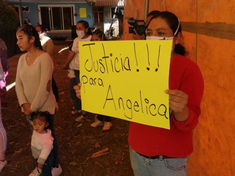 Angelica otra víctima de feminicidio en EDOMEX