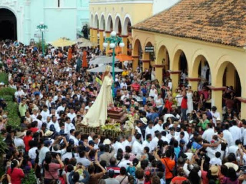 Ante covid, cancelarán fiestas de La Candelaria en Tlacotalpan