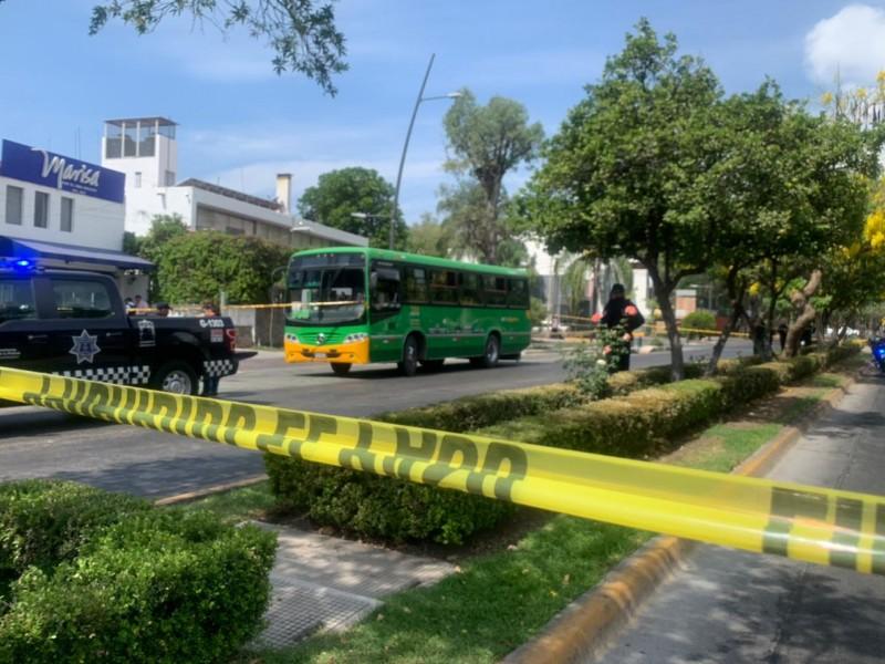 Ante juez sujeto que mató a mujer en camión urbano