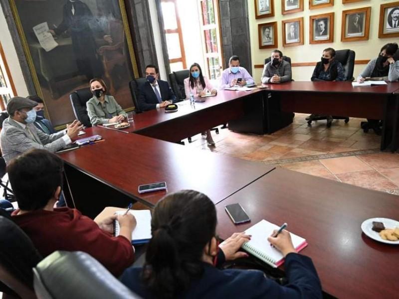 Ante posible regreso a clases, autoridades respaldarán a sector educativo