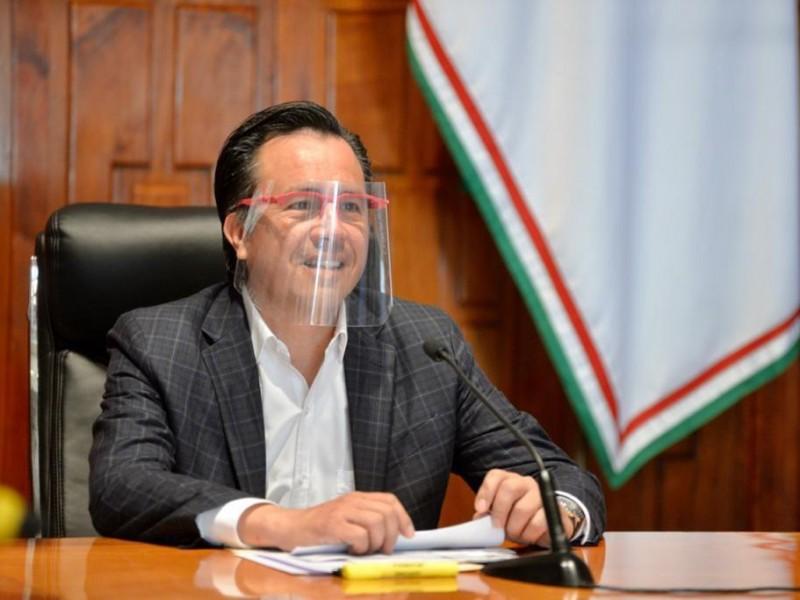 Anteriores gobiernos pactaron con grupos delictivos: Cuitláhuac García