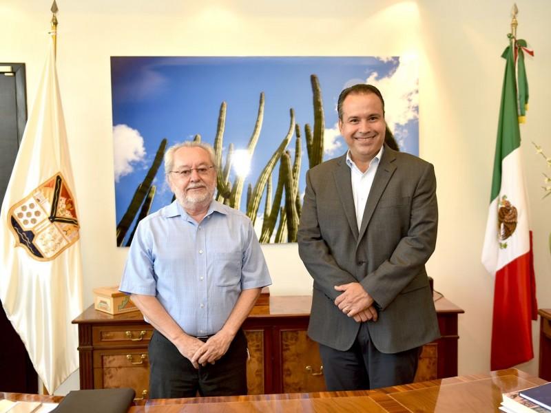 Antonio Astiazarán priorizará el agua, seguridad y obras públicas