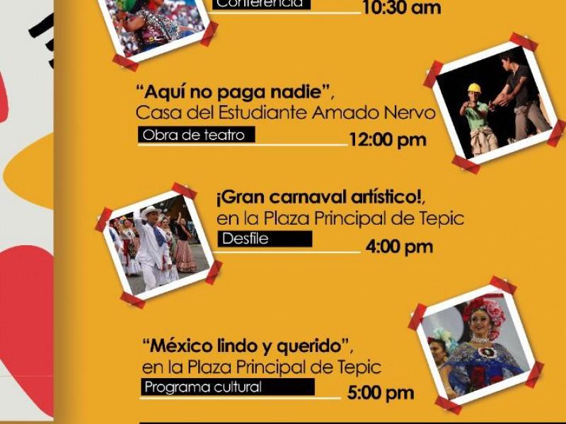 Antorcha Campesina celebrará su 45 aniversario
