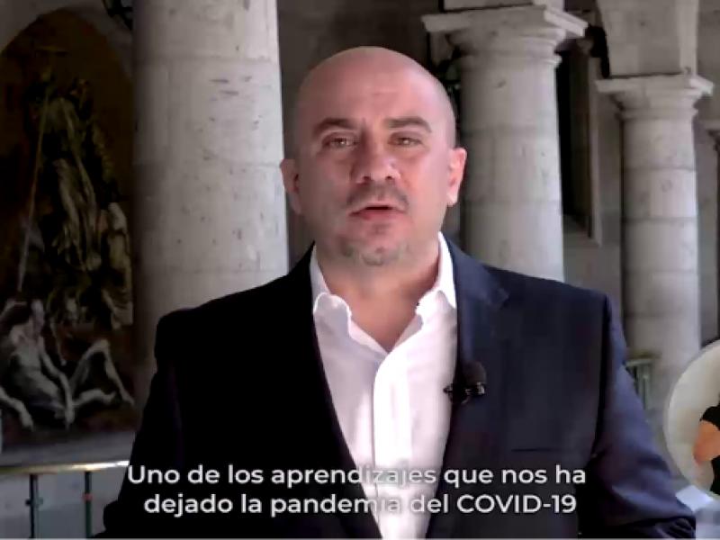 Anuncia alcalde alianza social para definir reactivación económica en Guadalajara