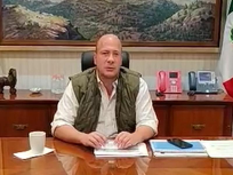 Anuncia Alfaro reapertura temporal del ducto Salamanca-Gdl
