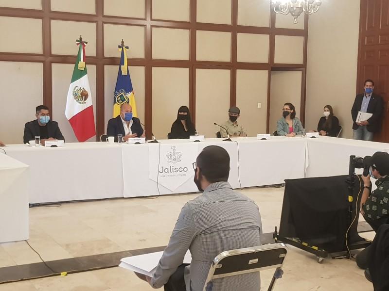 Anuncia bolsa de 20 MDP para artistas de Jalisco