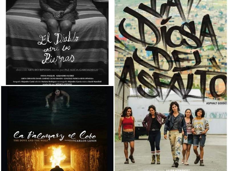 Anuncia estreno de 3 largometrajes mexicanos Sala de Exhibición nayarita