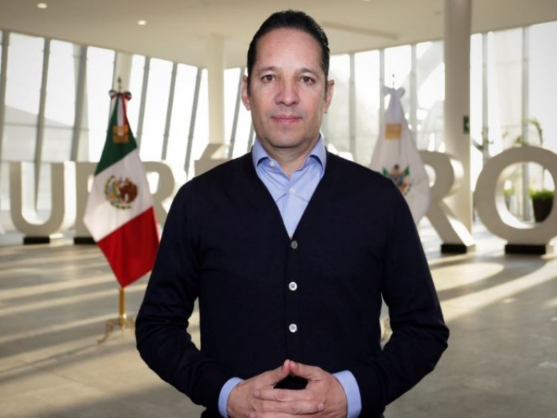 Anuncia gobernador: Querétaro no regresa a la normalidad