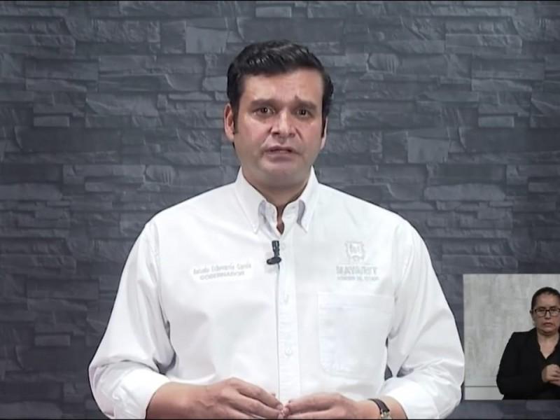 Anuncia gobernador reactivación de negocios en Nayarit. Conoce cuáles.