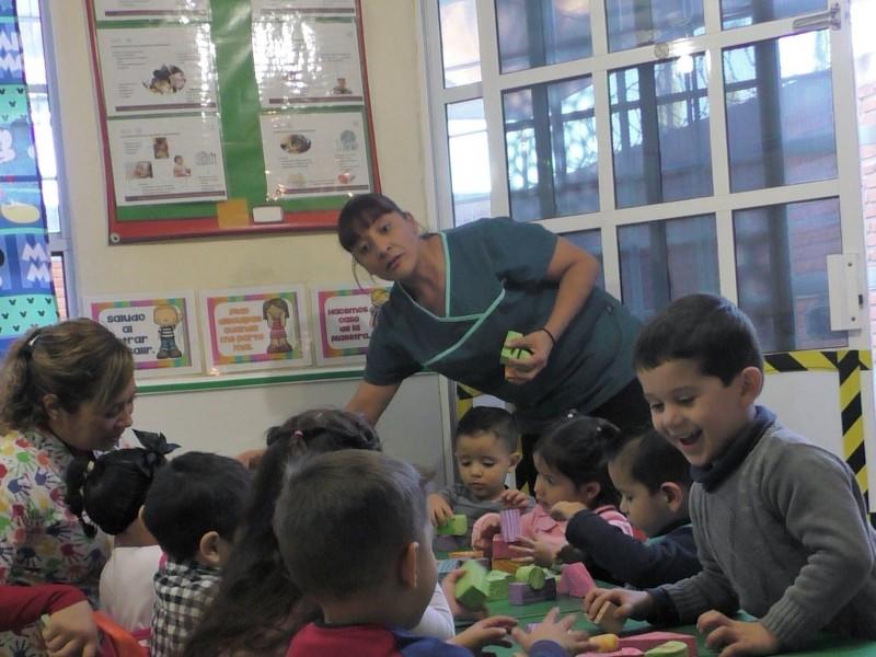 Anuncia Michoacán reactivación de estancias infantiles