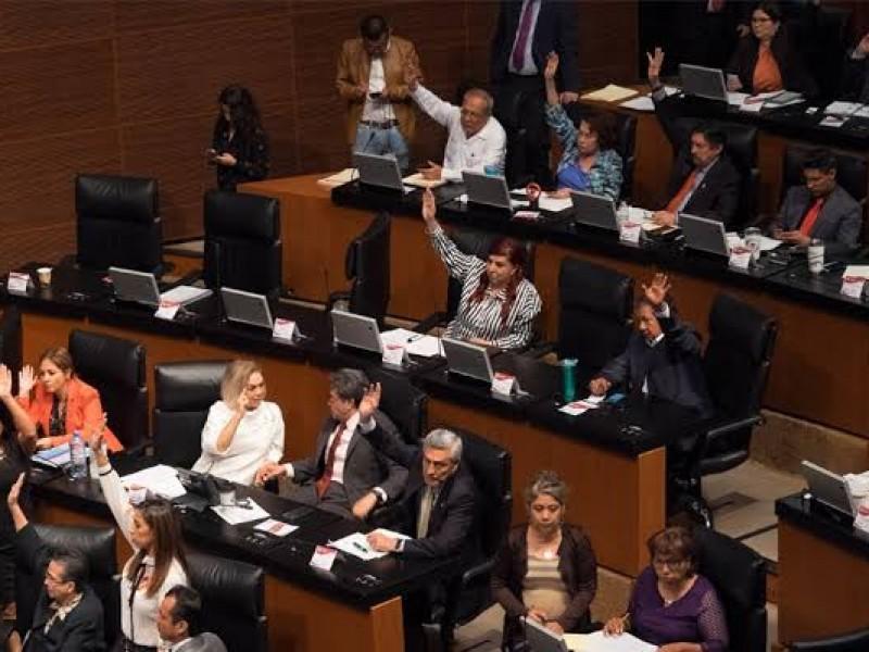 Anuncia Senado periodo extraordinario el 14 de mayo