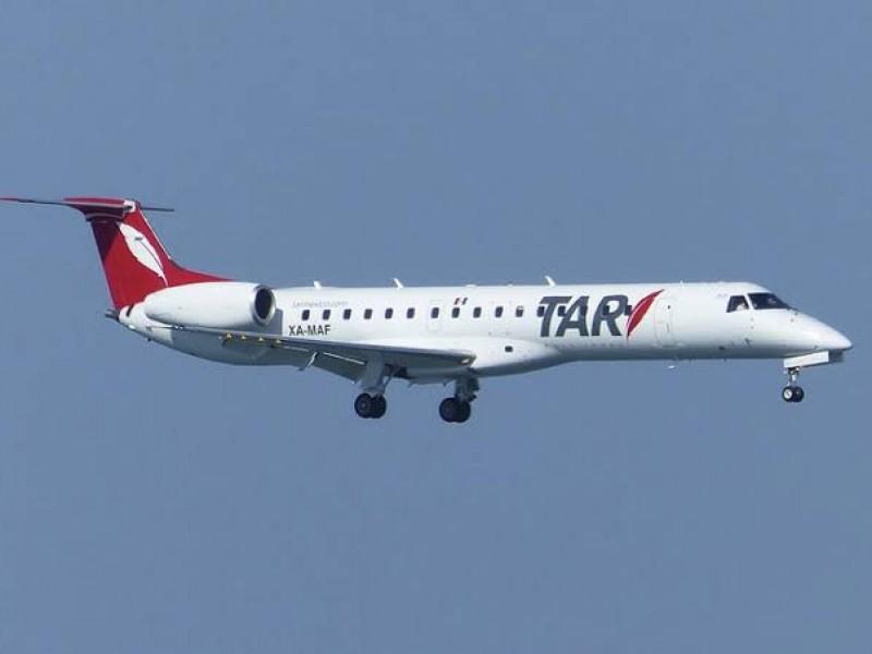 Anuncia vuelo directo entre Durango y Querétaro