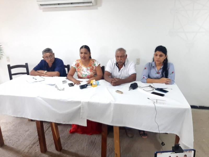 Anuncian 2° encuentro regional de pueblos, buscan garantizar derechos indígenas