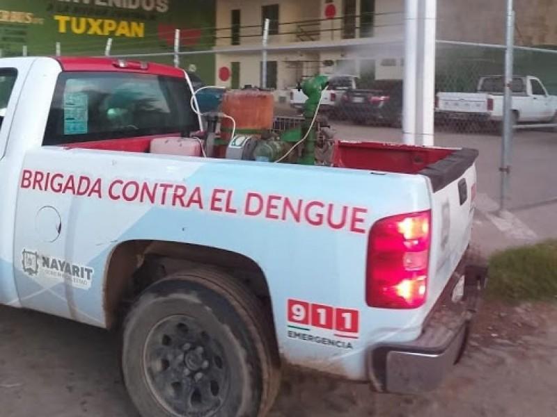 Anuncian acciones contra dengue en la zona norte de Nayarit