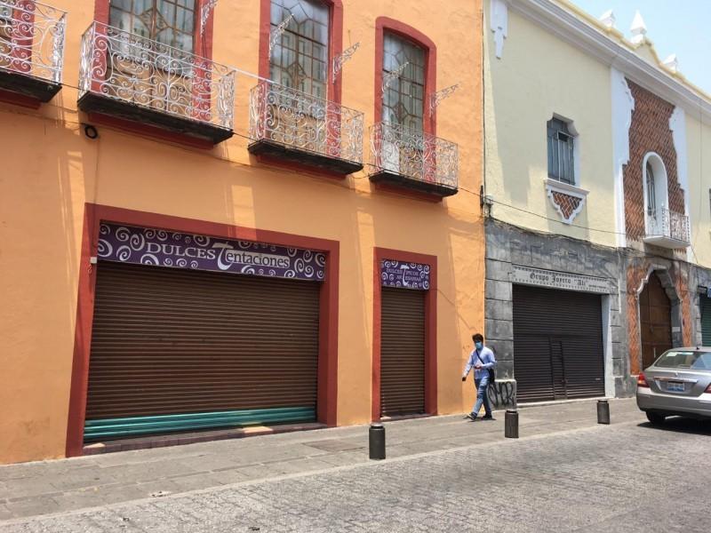 Anuncian apertura parcial y condicionada del Centro Histórico