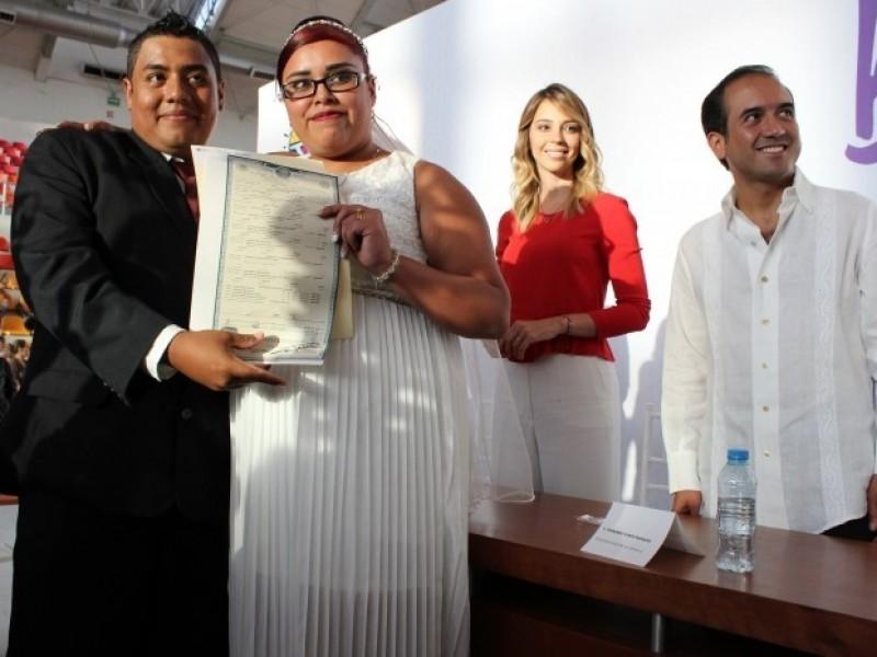 Anuncian bodas colectivas en Veracruz
