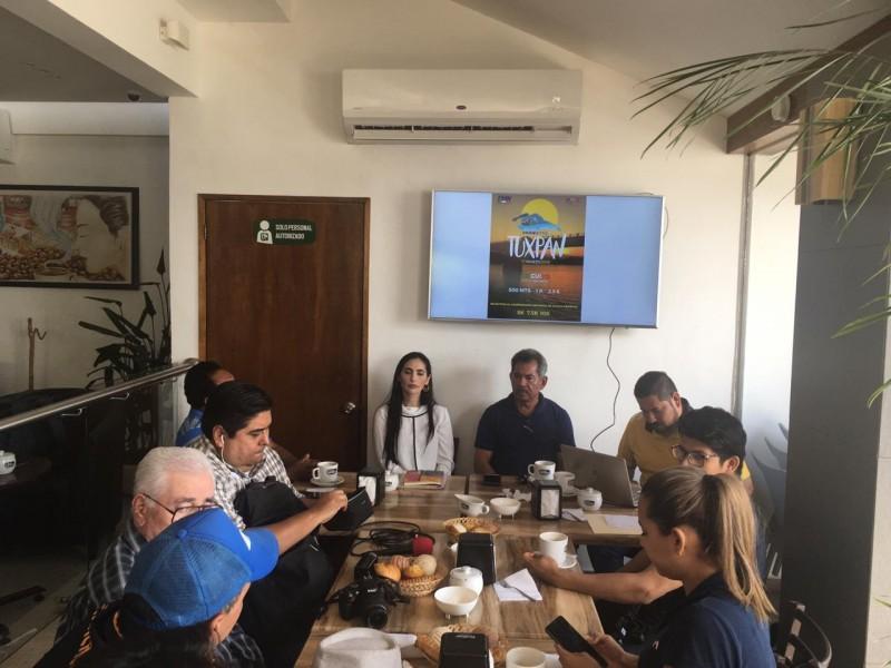 Anuncian circuito mexicano de aguas abiertas