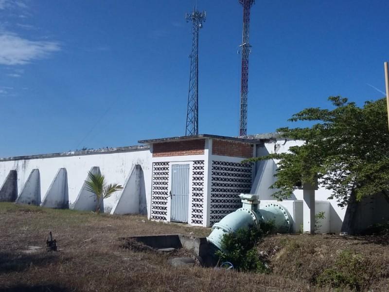 Anuncian construcción de dos tanques de regulación de agua potable