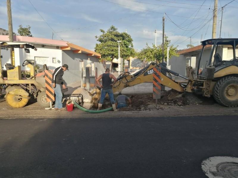 Anuncian corte de agua en 14 colonias de la capital