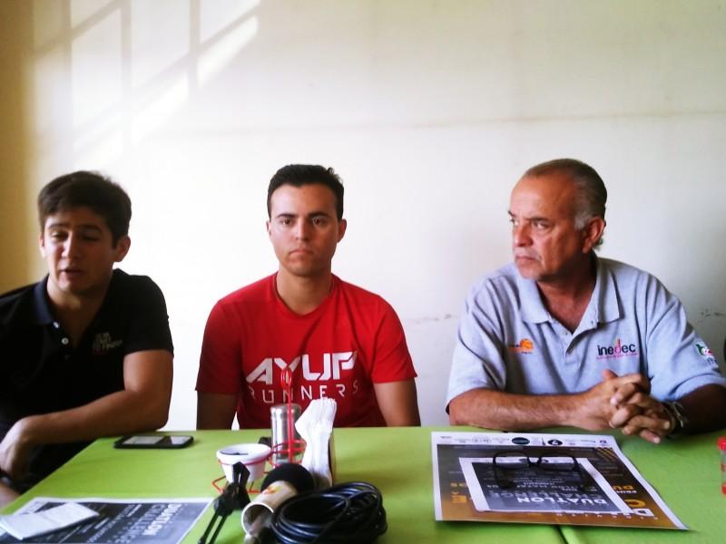 Anuncian Duatlón Challenge en Matamoros