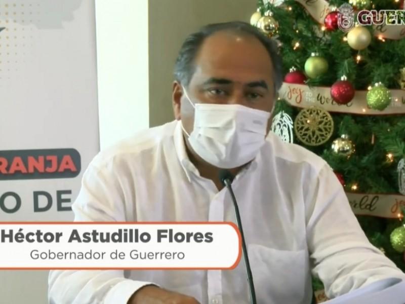 Anuncian el estado de Guerrero suspensión oficial de eventos religiosos