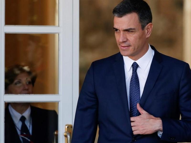 Anuncian elecciones anticipadas en España