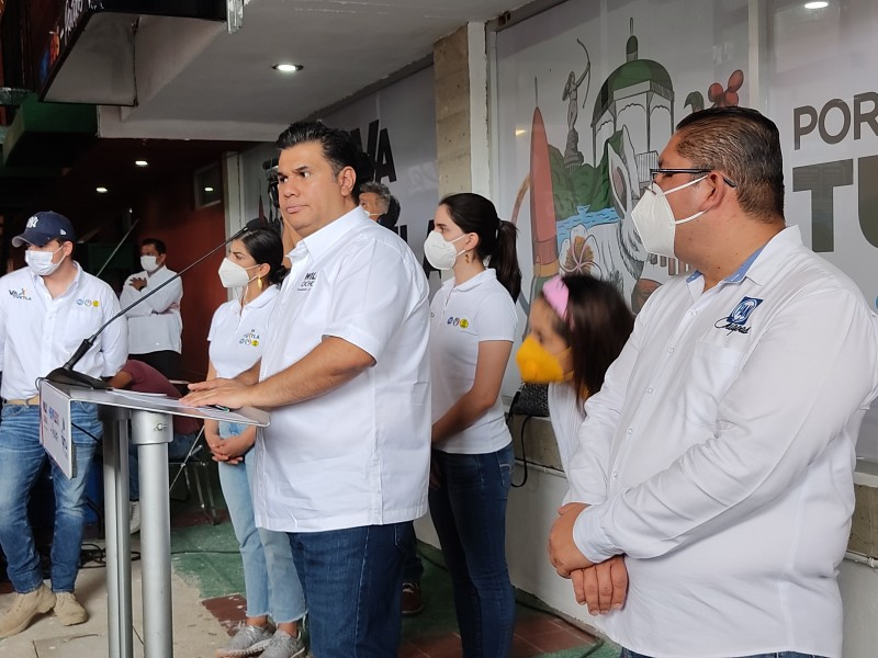 Anuncian inversión de mil mdp para Tuxtla Gutiérrez