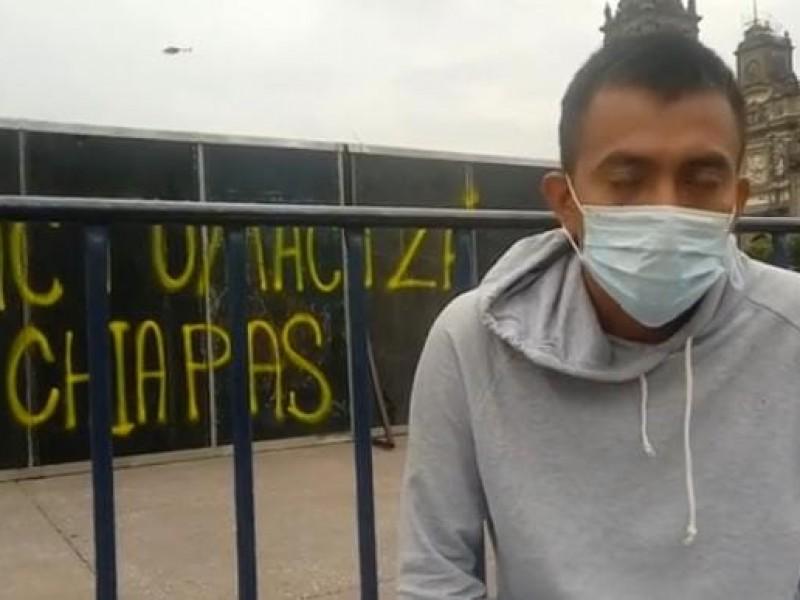 Anuncian movilizaciones estudiantes normalistas