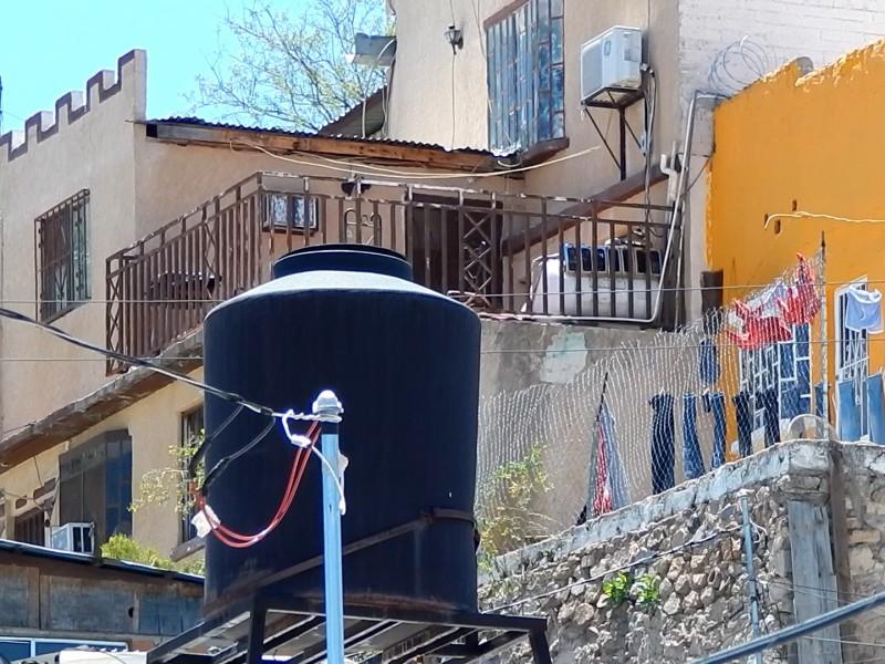 Anuncian OOMAPAS cuatro días sin agua por fallas en pozo