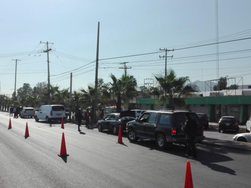 Anuncian operativos viales por el Día de Muertos