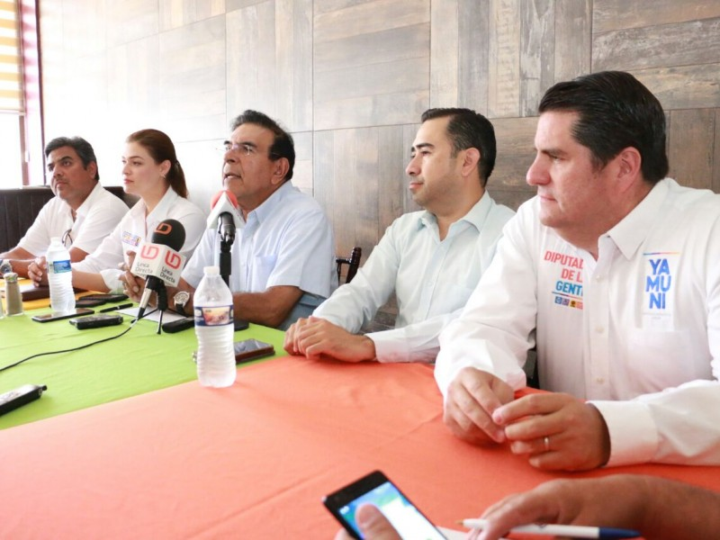 Anuncian panistas visita de Anaya a Sinaloa