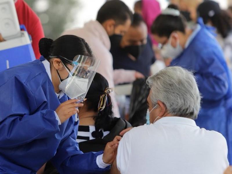 Anuncian pre-registro de vacunación anticovid a adultos de 50-59 años