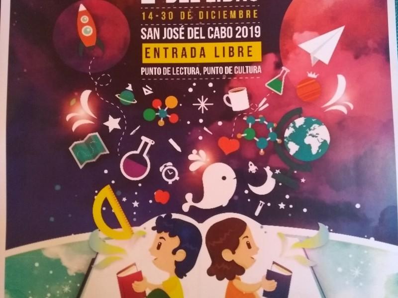 Anuncian Primera Feria Municipal del Libro de SJC