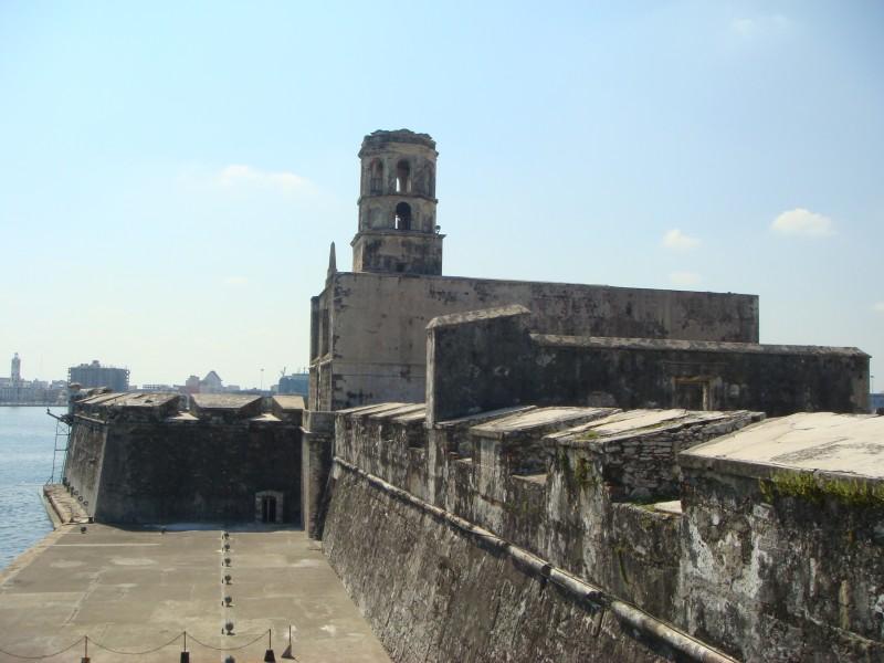 Anuncian reapertura de San Juan de Ulúa