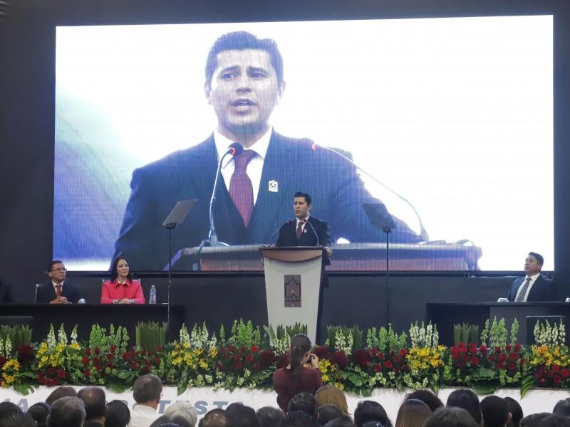 Anunciare vinculaciones a proceso en próximo informe:Chávez Padilla