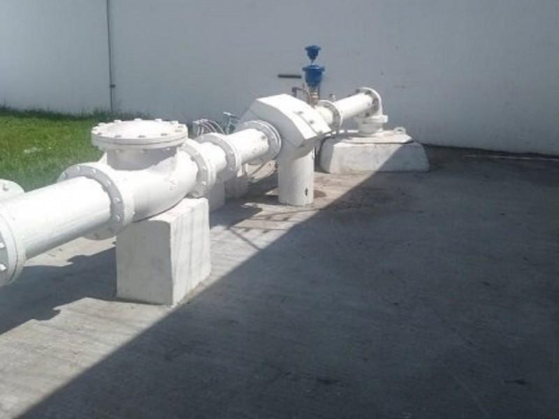 Apagones afecta el suministro de agua en más colonias