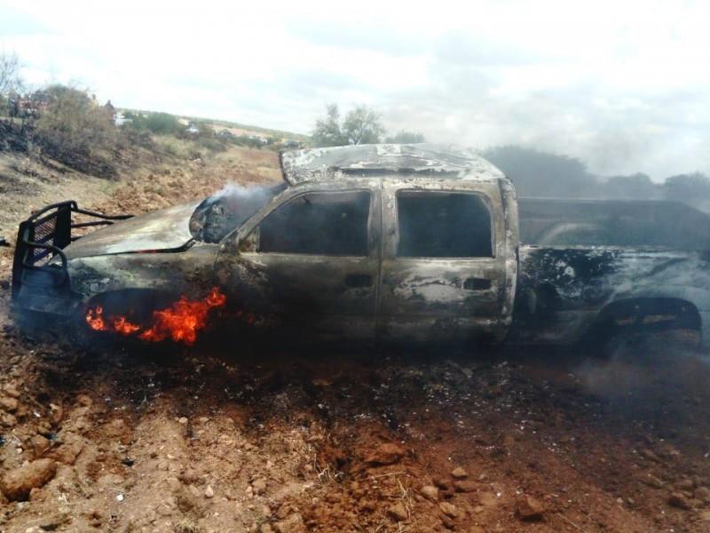 Aparatoso accidente en Sain Alto deja menor muerta