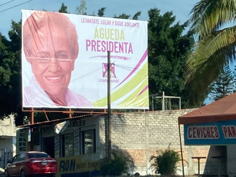 Aparecen anuncios espectaculares de Águeda Galicia. SUTSEM denuncia