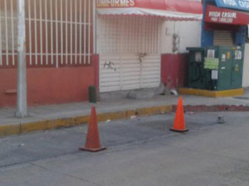 Apartado ilegal en vía pública una constante en Tuxtla