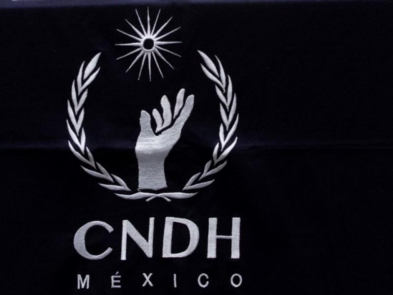 Apela CNDH contra reforma a la prisión preventiva