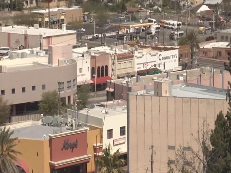 Apertura de frontera buena noticia para comercio en Nogales,Arizona