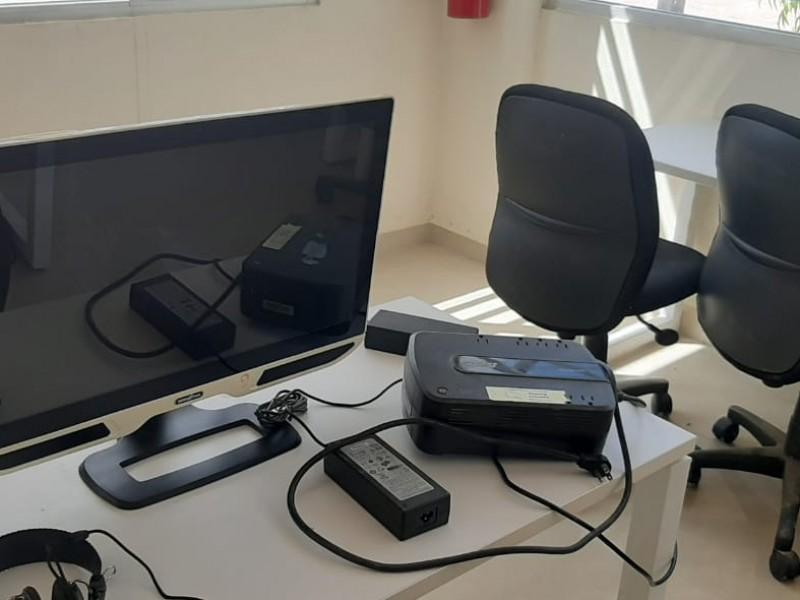 Apertura municipio centros de cómputo gratuitos
