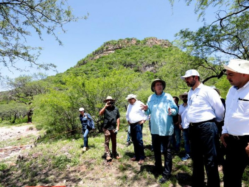 Aperturan zona arqueológica Cerro de las Ventanas