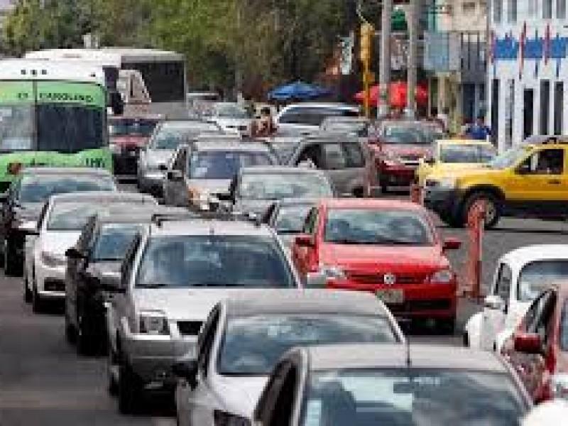 Aplazan el pago de Control Vehicular en Puebla