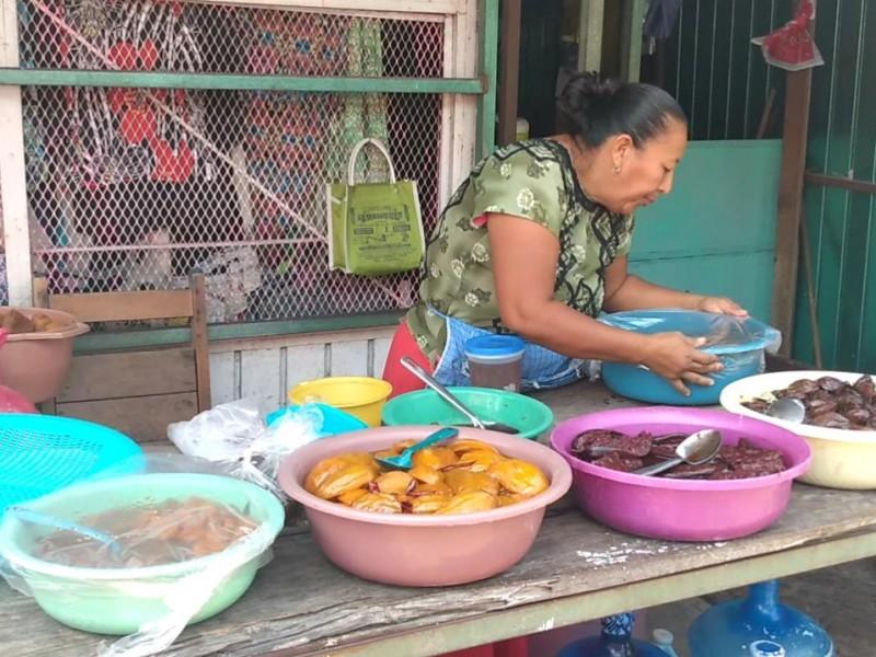 Aplicación de cuarentena en México, podría golpear a comerciantes minoritarios